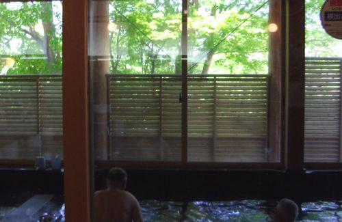 青根温泉じゃっぽの湯16見晴らし