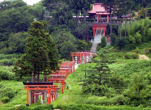 高屋敷稲荷神社1