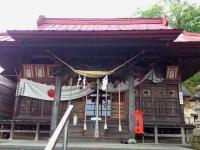 高屋敷稲荷神社7拝殿