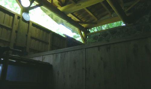 小原温泉かつらの湯新緑13天井