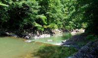 小原温泉かつらの湯新緑14清流