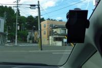 スマホ車載ホルダー充電器7