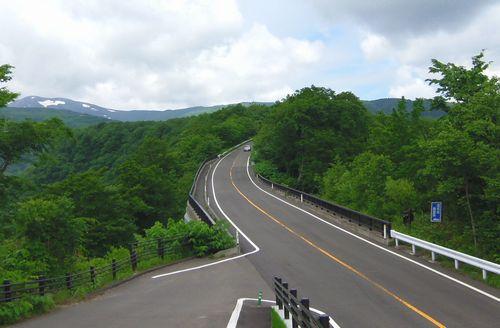 蔵王エコーライン7滝見台