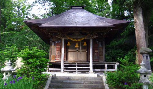 蔵王温泉13薬師神社