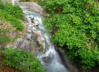 蔵王温泉16須川見返り滝