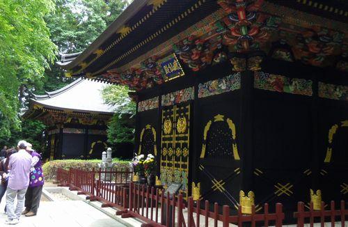 仙台瑞鳳殿15感仙殿・善応殿
