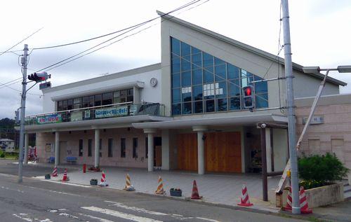 仙石線野蒜駅1