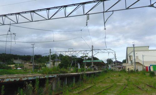 仙石線野蒜駅4