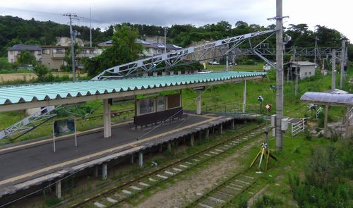 仙石線野蒜駅9
