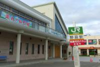 仙石線野蒜駅11