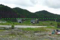 南三陸町志津川22線路築堤
