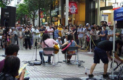 仙台ジャズフェス2012_5一番町