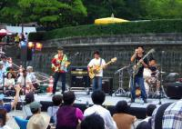 仙台ジャズフェス2012_6勾当台公園