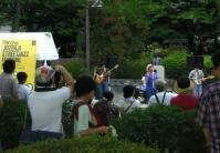仙台ジャズフェス2012_7勾当台公園