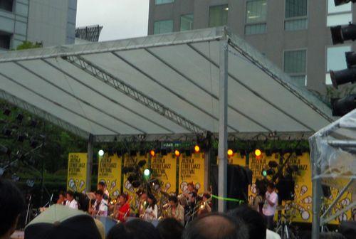 仙台ジャズフェス2012_8勾当台公園