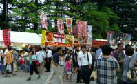 仙台ジャズフェス2012_9屋台