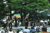 仙台ジャズフェス2012_12勾当台公園