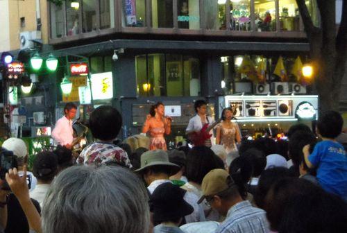 仙台ジャズフェス2012_13定禅寺通