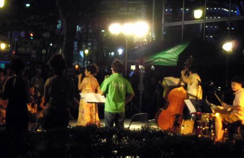 仙台ジャズフェス2012_17定禅寺ビル