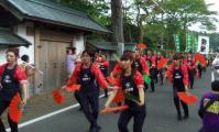 岩出山2012政宗公まつり7すずめ踊り