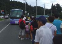 岩出山2012政宗公まつり20シャトルバス