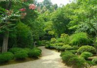 岩出山有備館5庭園