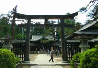 米沢上杉神社3鳥居