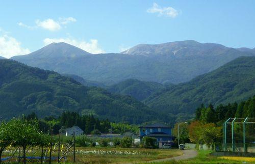 紅葉2012磐梯吾妻スカイライン1