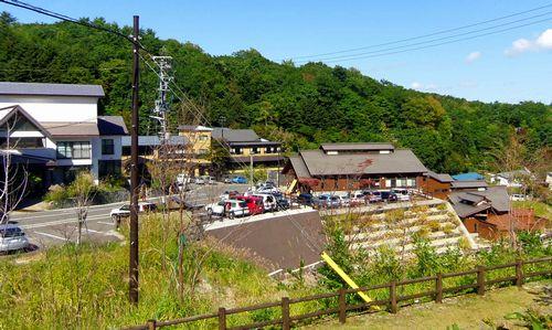 紅葉2012磐梯吾妻スカイライン5高湯温泉
