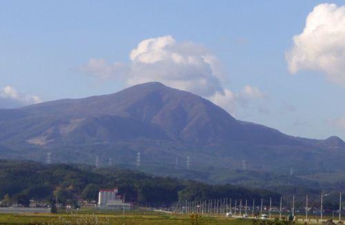 紅葉2012泉ヶ岳1