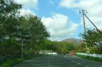 紅葉2012泉ヶ岳3県道223号