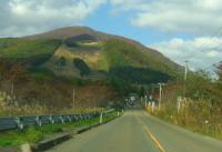 紅葉2012泉ヶ岳4県道223号