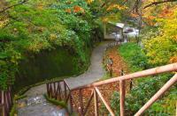 紅葉2012小安峡温泉8不動滝展望台