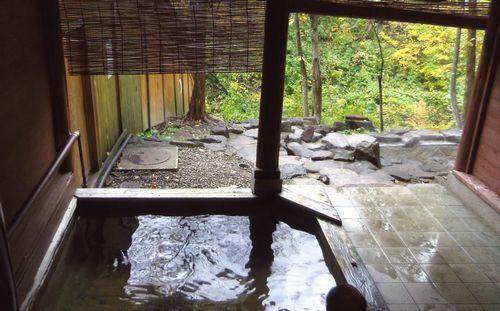 小安峡温泉とことん山露天風呂11内湯
