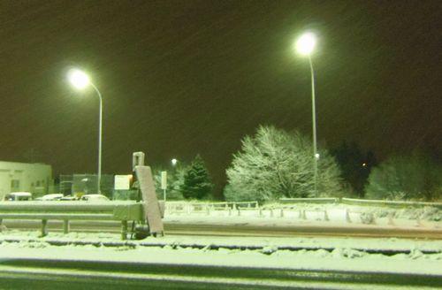 冬2012東北道盛岡まで1