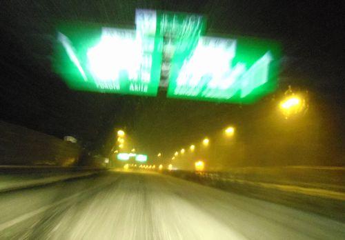 冬2012東北道盛岡まで6北上JCT