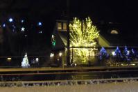 冬2012東北道盛岡まで12イルミネーション