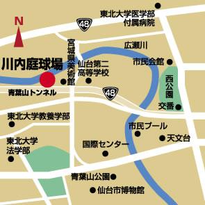 map川内