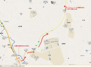 向陽台map