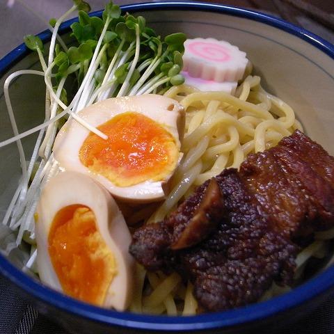 矢島製麺所つけめん 012