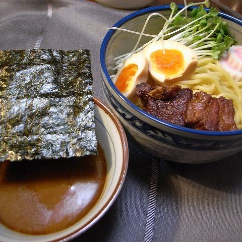 矢島製麺所つけめん 008
