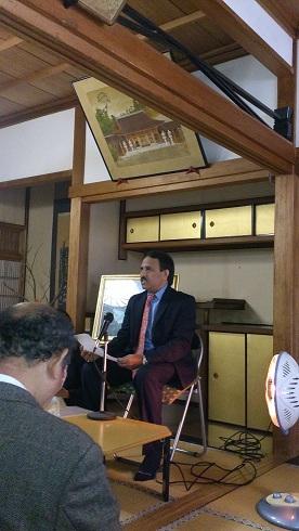 インド総領事館副領事
