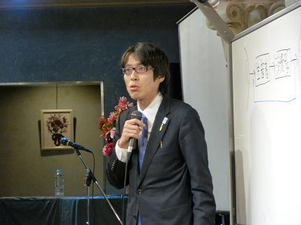 竹田恒泰先生 1