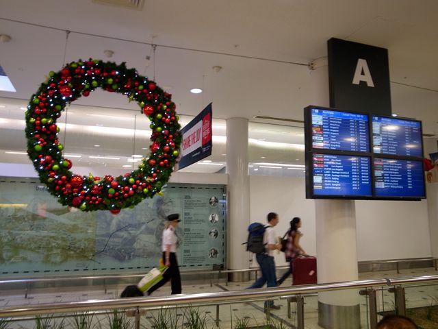 シドニーのクリスマス1