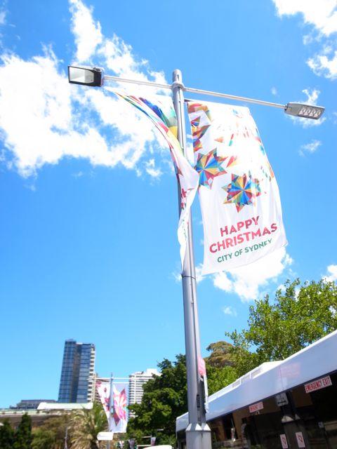 シドニーのクリスマス2