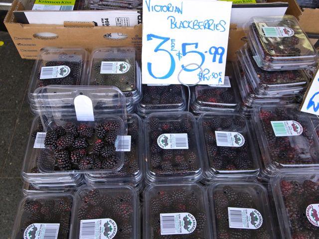 シドニーの果物2