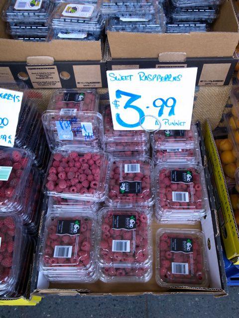 シドニーの果物3