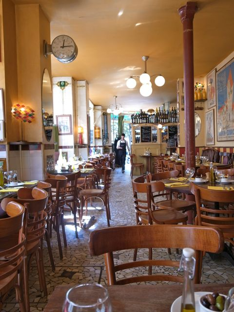 パリ Chez Janou2