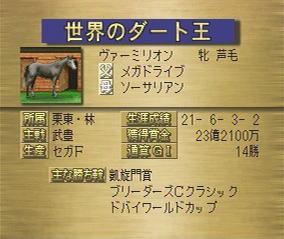 ウイニングポスト3 プログラム'98