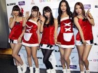 AVアイドルユニット 「Pinkey」 が台湾でイベント